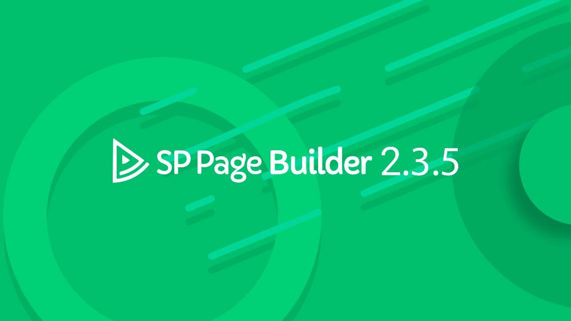 page builder 2.3.51